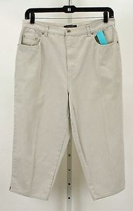 Other Shaver Lake Inseam 21 Tan Denim Pocket Capri Pants B321 Capri/Cropped Denim