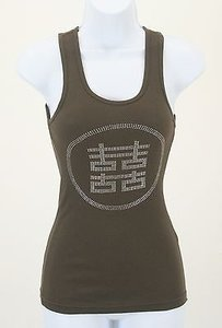 Other Zensei 1 Rhinestone B258 Top Brown