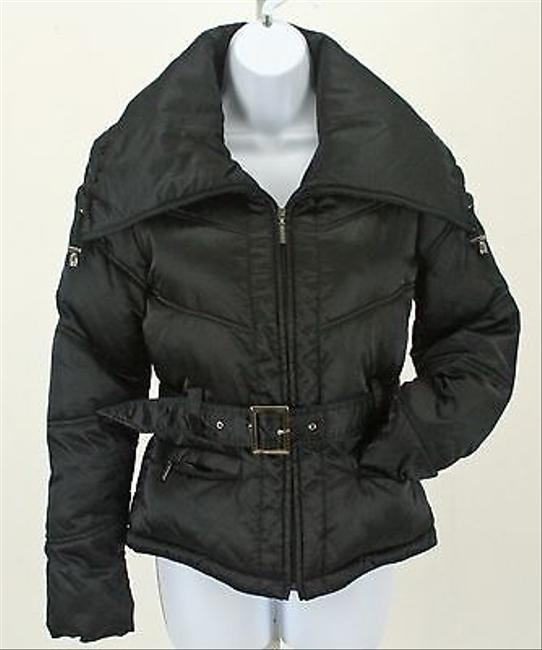 Other Big Chill Couture Shawl Fitted Jacket With Waist Belt B255 Coat