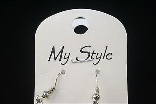 Other My Style Pearl Ribbon Earring Necklace Bj07