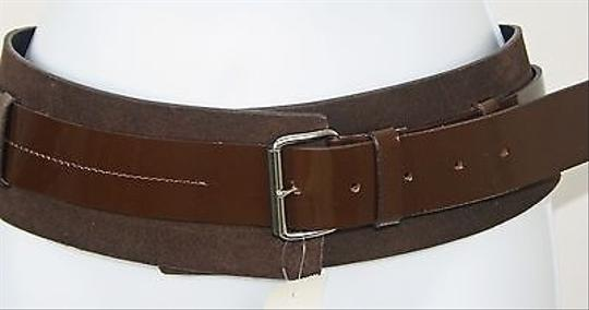 Preload https://item1.tradesy.com/images/kenneth-cole-kenneth-cole-3-brown-leather-patent-belt-b181-5824090-0-0.jpg?width=440&height=440
