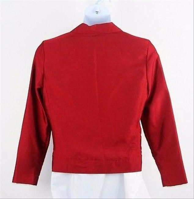 Other Inclinations Poie De Soir Polyester B209 Red Jacket