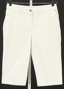 French Laundry Sport X Short Capri B339 Capri/Cropped Pants White