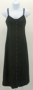New York & Company short dress Black Linen on Tradesy