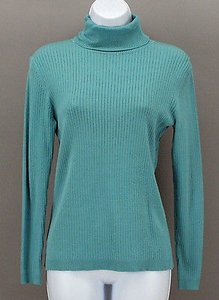 Chico's Chicos 0 Light Long Top Blue