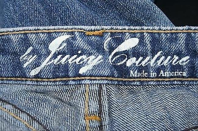 Juicy Couture X 33 Denim B281 Boot Cut Jeans