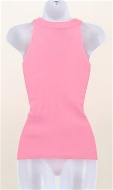Other Milano Moda Front Beaded B127 Top Pink