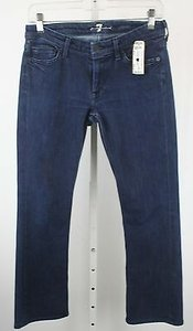 7 For All Mankind Flynt X 28 Boot Cut Jeans