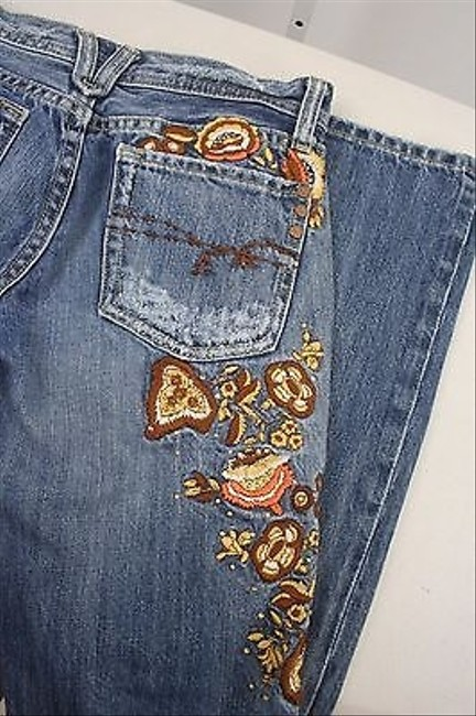 Miss Me X 33 Embroidered B229 Boot Cut Jeans