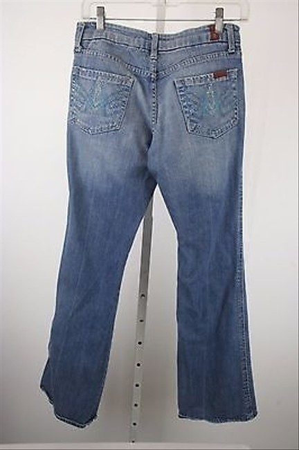 7 For All Mankind X 33 B229 Boot Cut Jeans