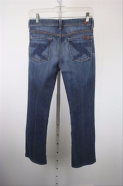 7 For All Mankind 25 X Denim B229 Boot Cut Jeans