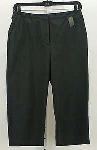 Charter Club Capri B294 Capri/Cropped Pants Charcoal