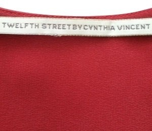 Twelfth St. by Cynthia Vincent Dress
