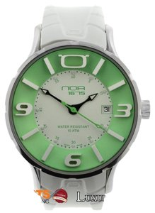 NOA IRIS 16.75 IR 003 Stainless Steel Quartz Swiss Made Watch