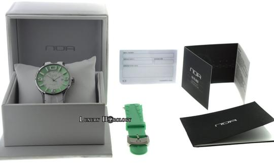 Other NOA IRIS 16.75 IR 003 Stainless Steel Quartz Swiss Made Watch