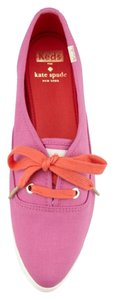 Kate Spade Keds Pointed Toe Pink Flats