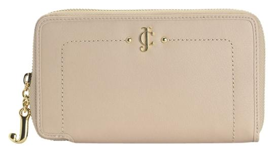 Juicy Couture DESERT SPRINGS LEATHER ZIP WALLET