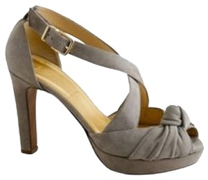 J.Crew Anchor Grey Platforms