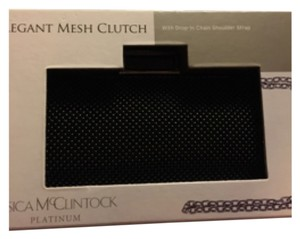 Jessica McClintock Black Clutch