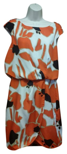 Preload https://item2.tradesy.com/images/jessica-simpson-orange-tan-back-and-white-above-knee-short-casual-dress-size-10-m-5836021-0-0.jpg?width=400&height=650