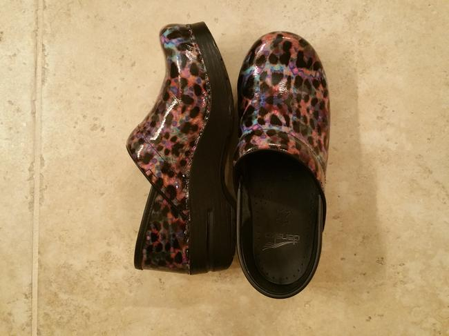 Item - Multicolor Professional Mules/Slides Size US 7.5 Regular (M, B)