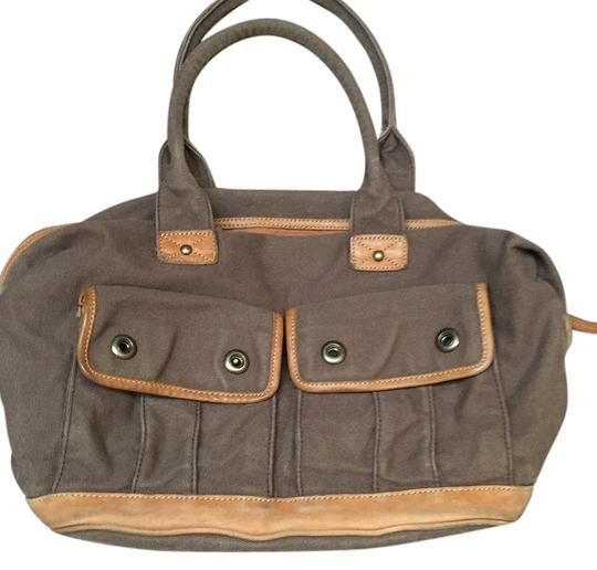 Preload https://item3.tradesy.com/images/jcrew-light-brown-cotton-canvas-leather-trim-satchel-5836432-0-0.jpg?width=440&height=440
