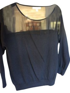 Banana Republic Sheer Sweater