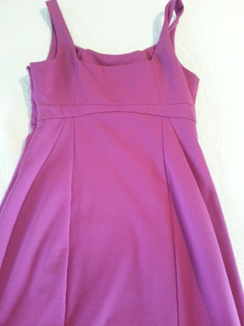 New York & Company Sheath Structured Fitted Dress