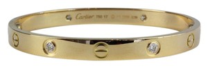 Cartier 18KT Yellow Gold Cartier Love Bracelet