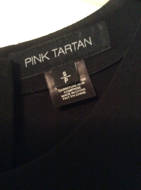 Pink Tartan Dress