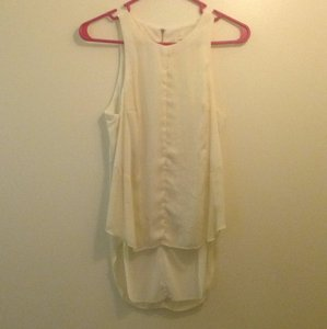 Rag & Bone Top Ivory
