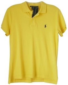 Ralph Lauren Top Yellow