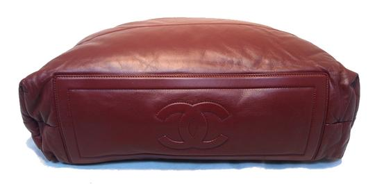 Chanel Cocoon Cocoon Xl Tote in Burgundy