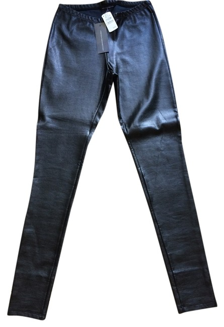 French Connection Skinny Pants Black
