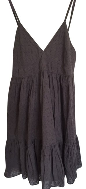 Preload https://item3.tradesy.com/images/zara-grey-above-knee-short-casual-dress-size-2-xs-5841202-0-0.jpg?width=400&height=650