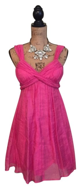 Preload https://item2.tradesy.com/images/johnny-martin-hot-pink-above-knee-night-out-dress-size-6-s-5841466-0-2.jpg?width=400&height=650