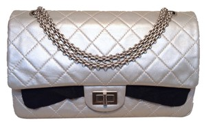 Chanel Classic Jumbo 2.55 Classic Flap Shoulder Bag