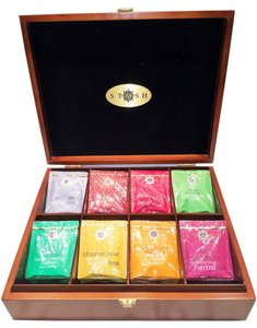 Other Premium Teas & Tea Chest by Stash [ Roxanne Anjou Closet ]