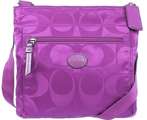 Coach File Swing Cross Body Bag