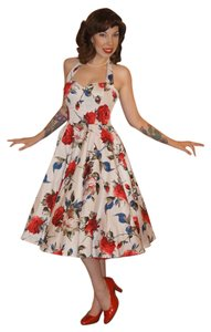 Queen of Holloway Pinup Summer Sun Rockabilly Dress