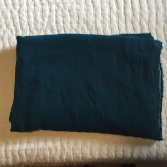 Nordstrom Teal Infinity Scarf