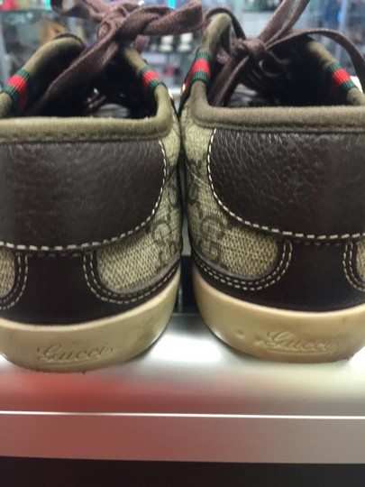 Gucci brown Athletic
