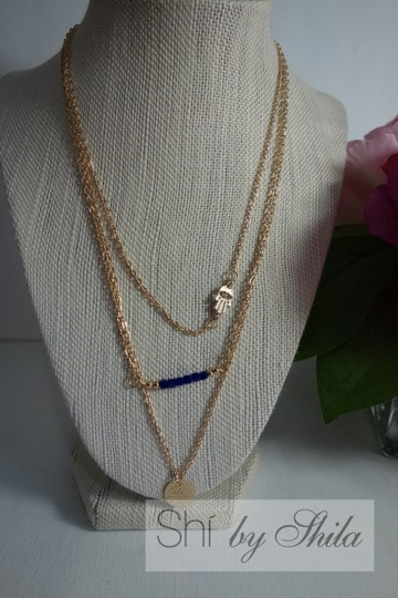"""Other """"Ivana"""" Multi Layer Necklace"""