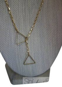 Other 2 Triangle Necklace