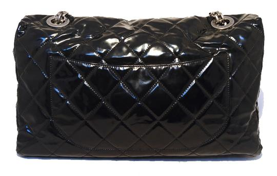 Chanel Tote Patent Leather Reissue Xl Classic Shoulder Bag