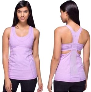 Lululemon Top Pretty purple