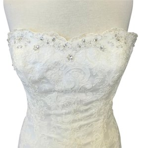 David Tutera For Mon Cheri 113208 Florrie Wedding Dress