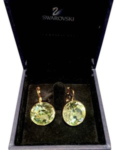 Swarovski Swarovski Sheena Peridot Earrings