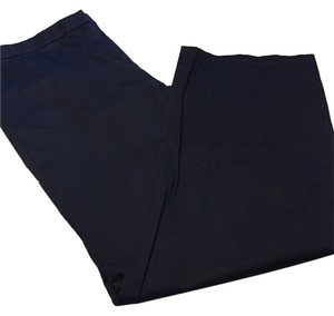 Talbots Straight Pants Navy