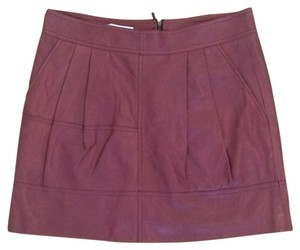 Brunello Cucinelli Mini Skirt Brick